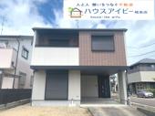岐阜市西改田 中古住宅 お車スペース4台以上可能!広いお庭スペースもあります。の画像