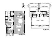 【5号棟】東久留米市八幡町3丁目 新築戸建 全13棟の画像