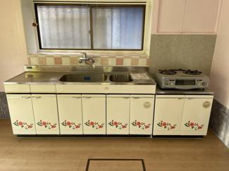 【キッチン】細野住宅(東田中)