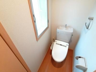 【トイレ】ユニティー二葉
