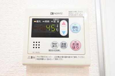 【設備】アビタシオン清水