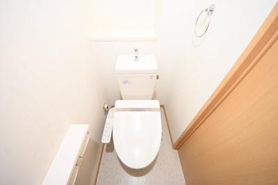 【トイレ】アビタシオン清水