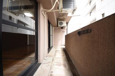 【バルコニー】ウィルステージ古船場
