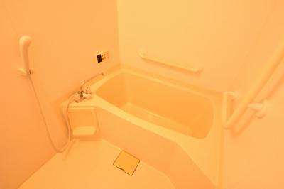 【浴室】エリアグリーン