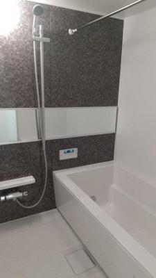 【浴室】上本町第2ガーデンハイツ