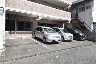 【駐車場】パークスクエア松島