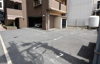 【駐車場】HAMIEL KOKURA