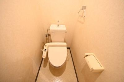 【トイレ】メゾンOM紫川
