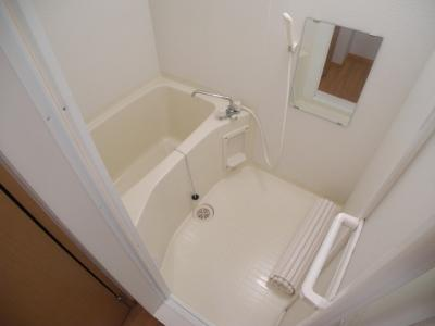 【浴室】ビューコーポHARUⅢ