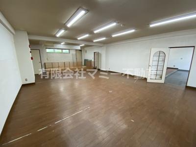 【内装】北浜田マンション店舗事務所