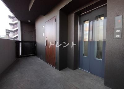 【その他共用部分】グランクリュ新宿御苑