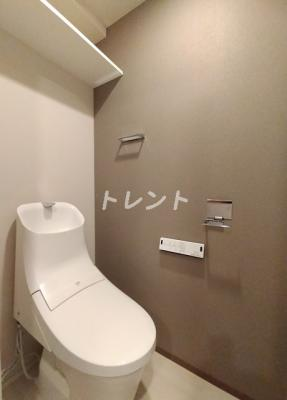 【トイレ】グランクリュ新宿御苑