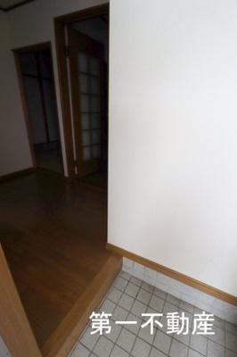 【玄関】ハイツエスペランサ1