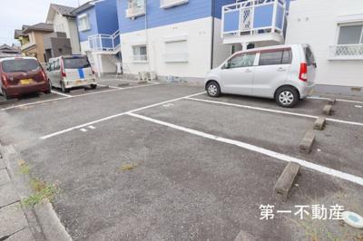 【駐車場】ハイツエスペランサ1