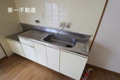 【キッチン】ハイツエスペランサ1