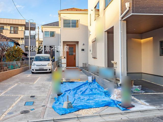 【区画図】戸田市美女木1丁目21-15(2号棟)新築一戸建てリーブルガーデン