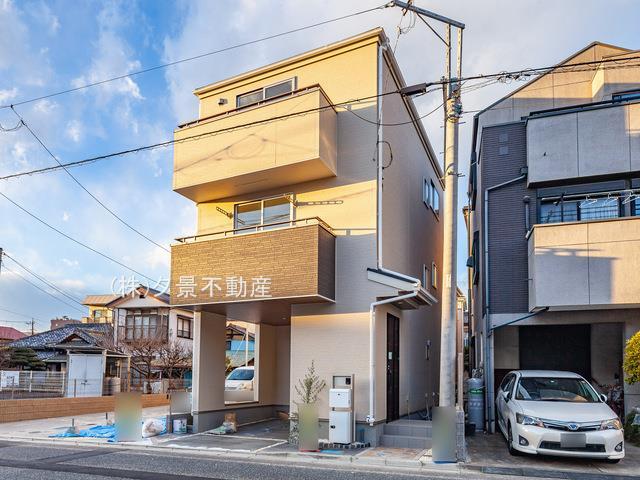 【区画図】戸田市美女木1丁目21-15(1号棟)新築一戸建てリーブルガーデン
