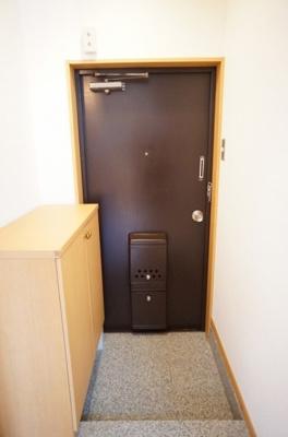 【玄関】インペリアル常盤松