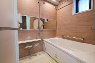 【浴室】A248 ライオンズガーデン府中本町