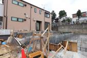 陽当り良好な南側公道約7.2m! 大田区南馬込1丁目 新築戸建の画像