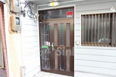 【エントランス】庄内幸町2-22-31貸家