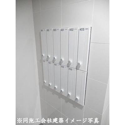 【設備】ブランシャール東屯田通