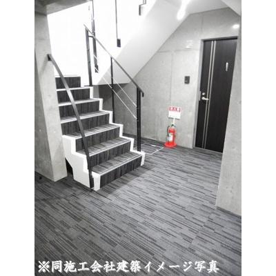【内装】ブランシャール東屯田通