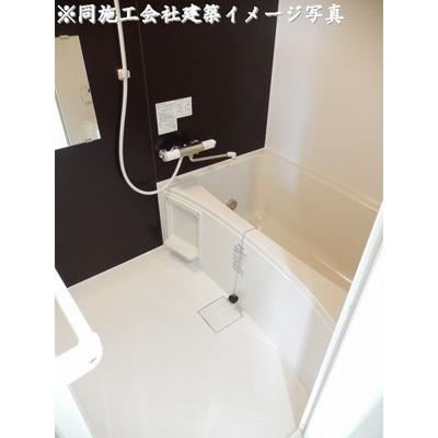 【浴室】ブランシャール東屯田通