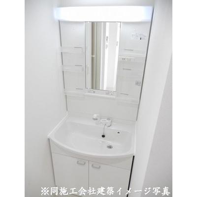 【独立洗面台】ブランシャール東屯田通
