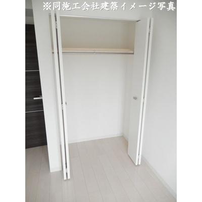 【収納】ブランシャール東屯田通