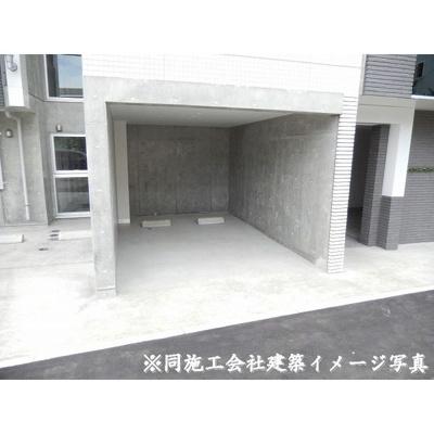 【駐車場】ブランシャール東屯田通