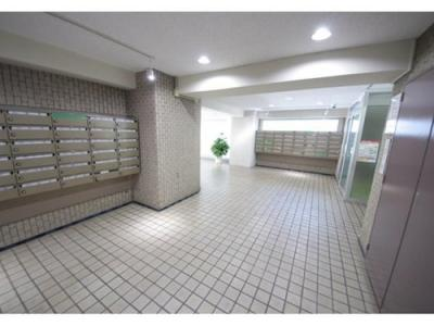 【エントランス】A249 ニュー小金井マンション