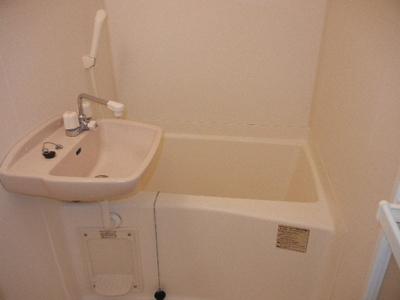 【浴室】レオパレスJOY