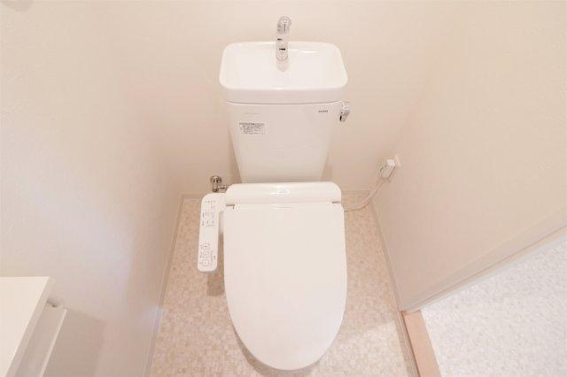 【トイレ】城北ハイツ1号棟