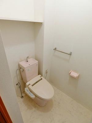 【トイレ】ベルドゥムール