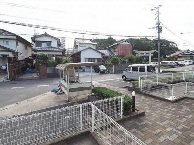 【駐車場】プレジール若園Ⅰ