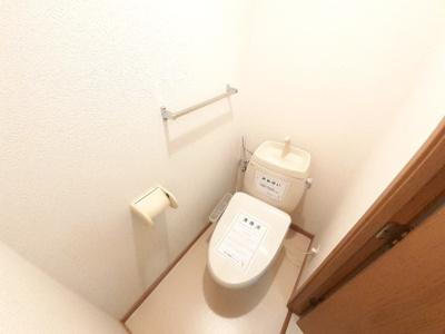 【トイレ】プレジール若園Ⅰ