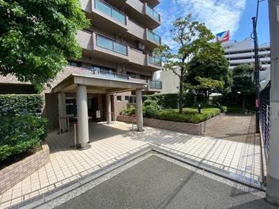 【外観】A250 シティホームズ武蔵小金井
