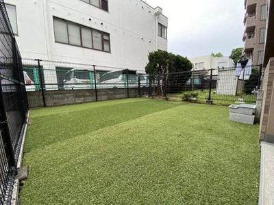 【庭】A250 シティホームズ武蔵小金井
