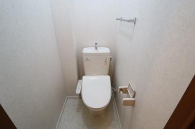 【トイレ】スマイルコート3番館