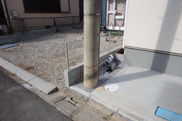 【外観】岩槻区大字小溝876-19(1号棟)新築一戸建てリーブルガーデン