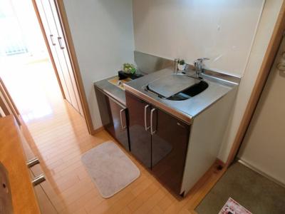 【キッチン】クレフラスト松戸吉井町B棟