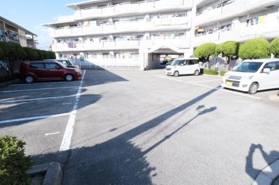 【駐車場】エスポワール貴崎