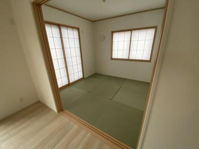 【和室】クレイドルガーデン 熊本市西区中島町 第4