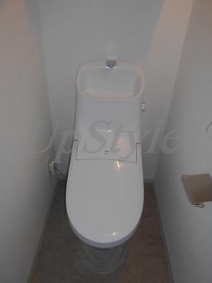 【トイレ】レガリス西日暮里ステーションフロント