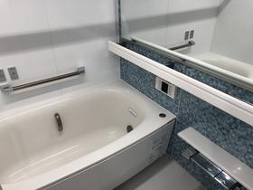【浴室】パークビュー西麻布
