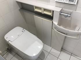 【トイレ】パークビュー西麻布