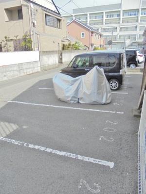 【駐車場】フローレンス
