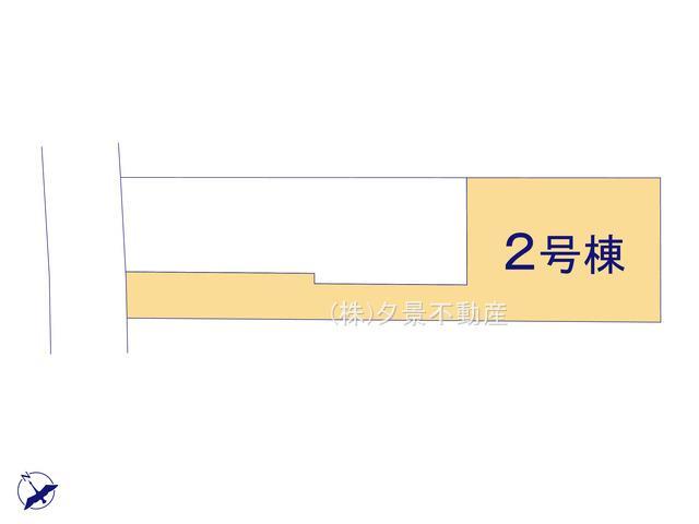 【区画図】岩槻区本町1丁目16-7(2号棟)新築一戸建てリーブルガーデン