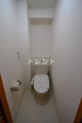 【トイレ】クレストエスケイアイ【クレストS.K.I】